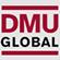 #DMUglobal logo