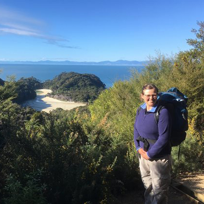 DMU Global funds Lydia's New Zealand research trip