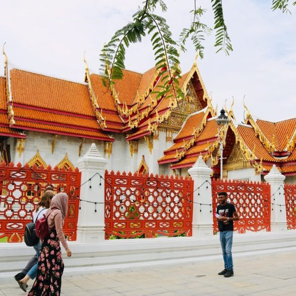 My entirely (or should I say en-Thai-ely) amazing adventure by Sarah Hayley